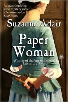 Paper Woman - Suzanne Adair