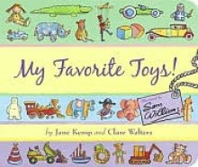 My Favorite Toys! - Jane Kemp, Clare Walters