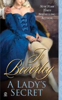 A Lady's Secret - Jo Beverley