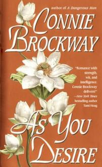 As You Desire (Braxton, #1) - Connie Brockway