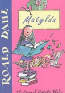 Matylda - Roald Dahl