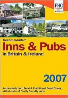 Recommended Inns & Pubs of Britain - FHG Guides