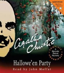 Hallowe'en Party - John Moffatt, Agatha Christie