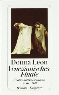 Venezianisches Finale - Donna Leon, Monika Elwenspoek