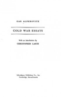 Cold war essays alperovitz, Writing prompts for essays