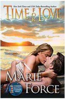 Time For Love (The McCarthys of Gansett Island, #9) - Marie Force