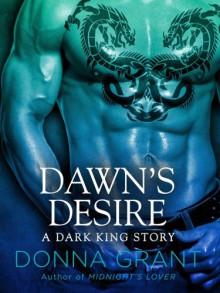 Dawn's Desire - Donna Grant