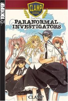 CLAMP School Paranormal Investigators, Vol. 01 - CLAMP, Tomiyuki Matsumoto