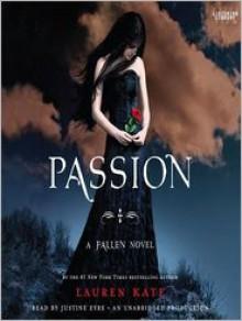 Passion (Audio) - Lauren Kate, Justine Eyre