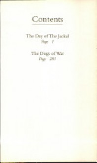 The Day of the Jackal/The Dogs of War - Frederick Forsyth