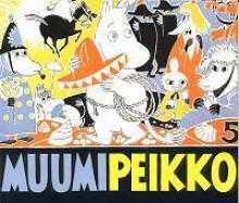 Muumipeikko 5 - Tove Jansson, Juhani Tolvanen, Anita Salmivuori