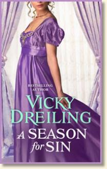 A Season for Sin - Vicky Dreiling
