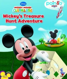 Poingo Storybook: Mickey Mouse Clubhouse - Mickey s Treasure Hunt Adventure - Publications Editorial Staff