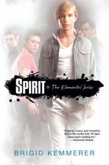 Spirit - Brigid Kemmerer