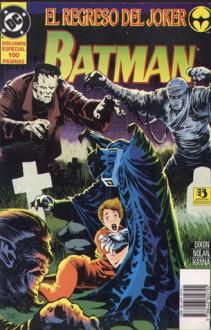 Batman: el regreso del Joker - Chuck Dixon, Graham Nolan