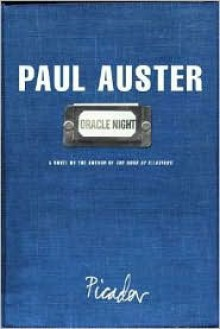 Oracle Night - Paul Auster