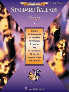 Ultimate Standard Ballads - Hal Leonard Publishing Company