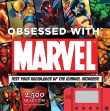 Obsessed With Marvel - Peter Sanderson