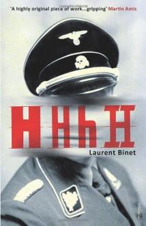 HHhH - Laurent Binet, Sam Taylor Mullens
