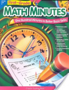 1st-Grade Math Minutes - Creative Teaching Press