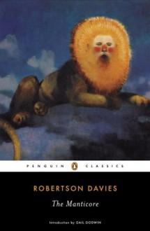 The Manticore - Robertson Davies, Michael Dirda