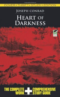 Heart of Darkness - Dover Thrift Study Edition, Joseph Conrad