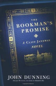 The Bookman's Promise - John Dunning