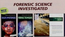 Forensic Science Investigated - Michelle Bisson