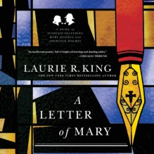 A Letter of Mary - Jenny Sterlin, Laurie R. King