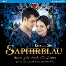 Saphirblau: Liebe geht durch alle Zeiten - Kerstin Gier