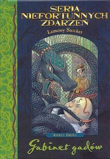 Gabinet gadów - Lemony Snicket