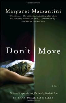 Don't Move - Margaret Mazzantini