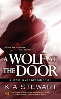 A Wolf at the Door - K.A. Stewart