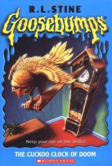 The Cuckoo Clock of Doom - R.L. Stine