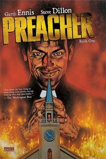 Preacher: Book One - Garth Ennis, Steve Dillon