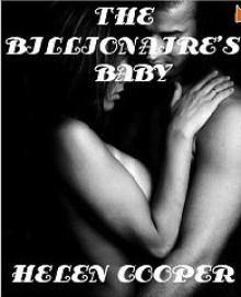 The Billionaire's Baby - Helen Cooper