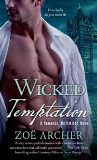 Wicked Temptation - Zoe Archer
