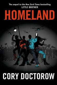 Homeland - Cory Doctorow