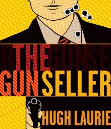 The Gun Seller - Hugh Laurie, Simon Prebble