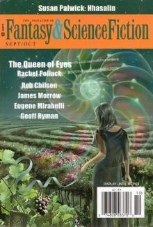 The Magazine of Fantasy & Science Fiction, February 2007 - Gordon Van Gelder