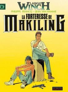 La forteresse de Makiling - Jean Van Hamme, Philippe Francq