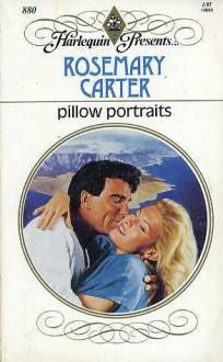 Pillow Portraits - Rosemary Carter