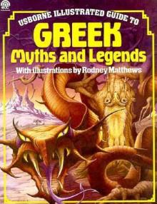 Greek Myths and Legends - Cheryl Evans