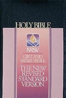 Gift and Award Bible - Anonymous