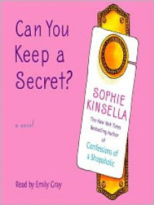 Can You Keep a Secret? - Kate Reading, Sophie Kinsella
