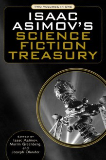 Isaac Asimov's Science Fiction Treasury - Isaac Asimov, Joseph D. Olander