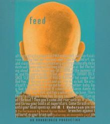 Feed - M.T. Anderson, David Aaron Baker