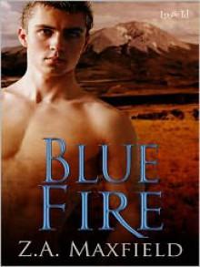 Blue Fire - Z.A. Maxfield
