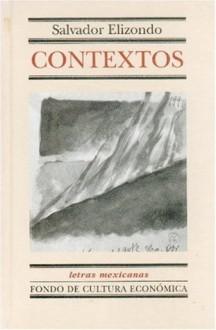 Contextos - Salvador Elizondo