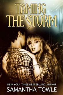 Taming the Storm - Samantha Towle